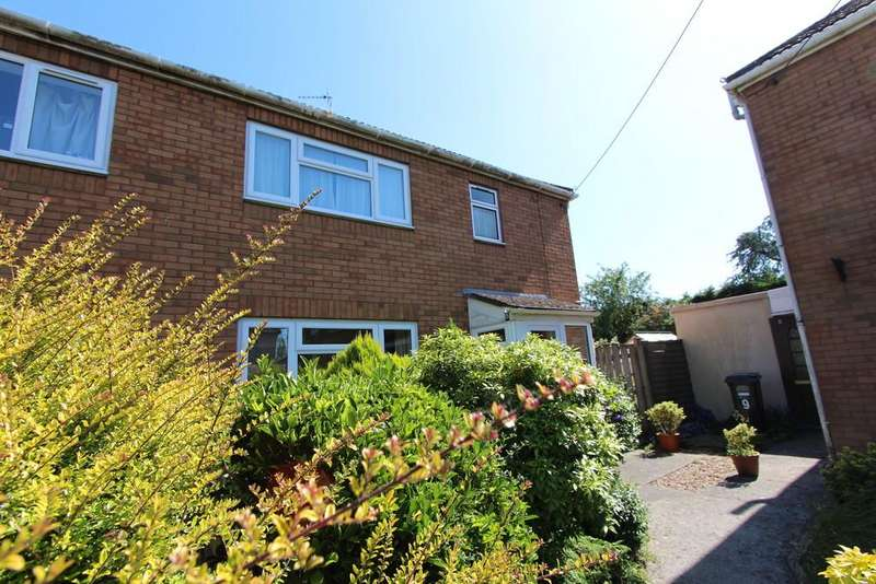 3 Bedrooms End Of Terrace House for sale in Stockmead, Langford
