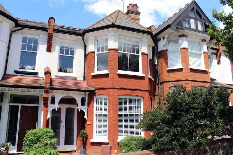 4 Bedrooms Terraced House for sale in Dukes Avenue, Muswell Hill, London