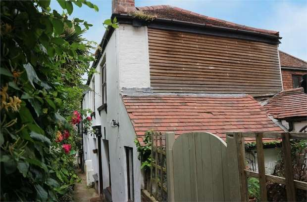 4 Bedrooms Cottage House for sale in All Saints Street, Hastings, East Sussex