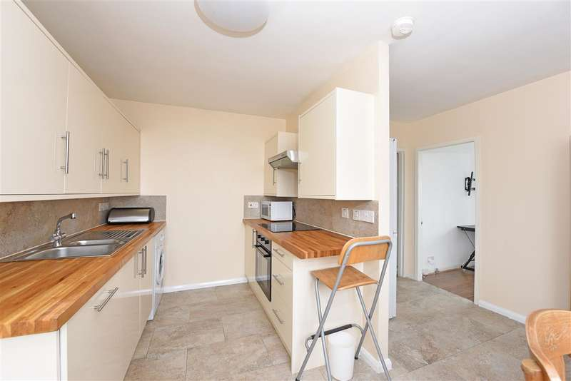2 Bedrooms Apartment Flat for sale in Rushmere House, Fontley Way, Roehampton