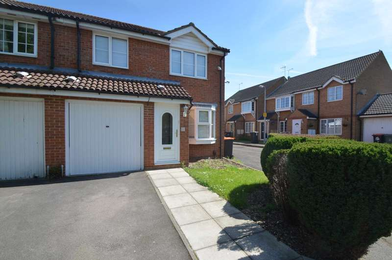 3 Bedrooms Semi Detached House for sale in Marley Fields, Leighton Buzzard