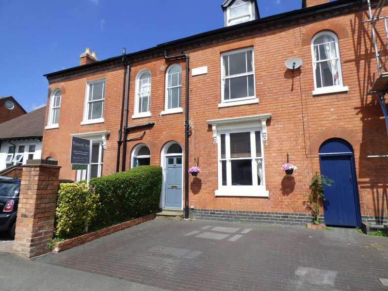 4 Bedrooms Mews House for sale in Vivian Road, Harborne, Birmingham, B17 0DJ