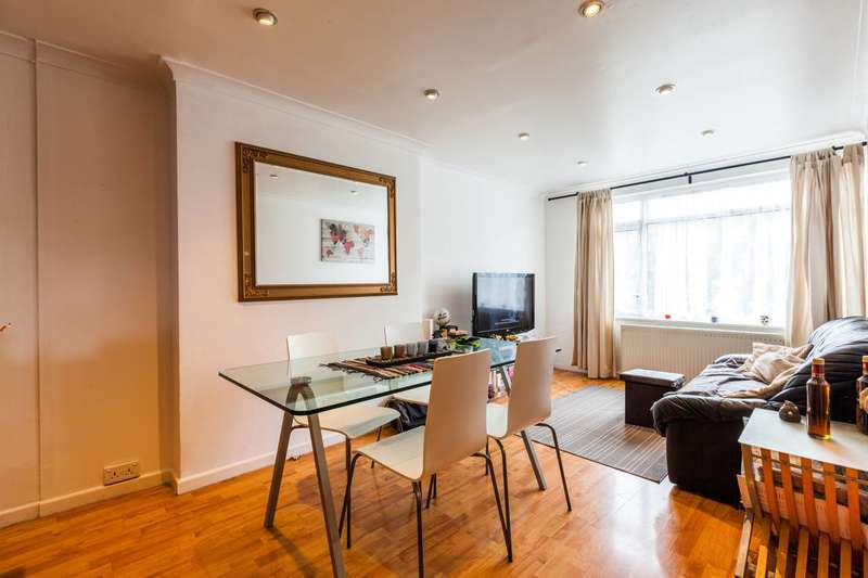 3 Bedrooms Maisonette Flat for sale in Challice Way, Brixton, SW2