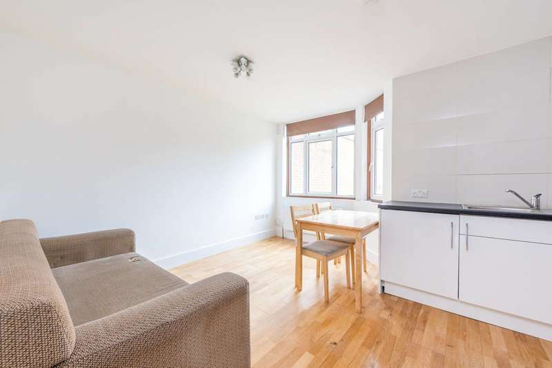 2 Bedrooms Flat for sale in Cloister Road, Acton, W3