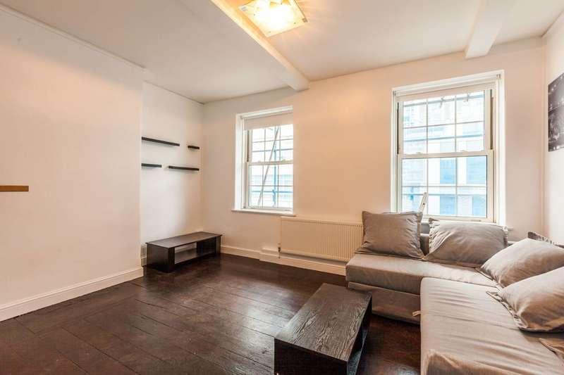 1 Bedroom Flat for sale in Bell Lane, Spitalfields, E1