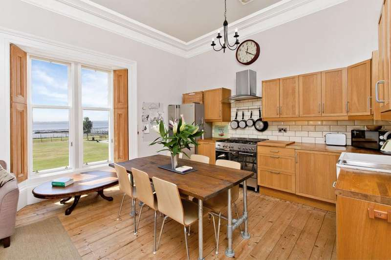 2 Bedrooms Terraced House for sale in January House, Sandhaven, Culross, KY12 8JG