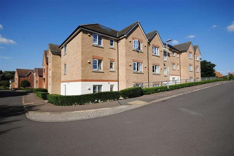 2 Bedrooms Flat for sale in Monarch Way, Leighton Buzzard
