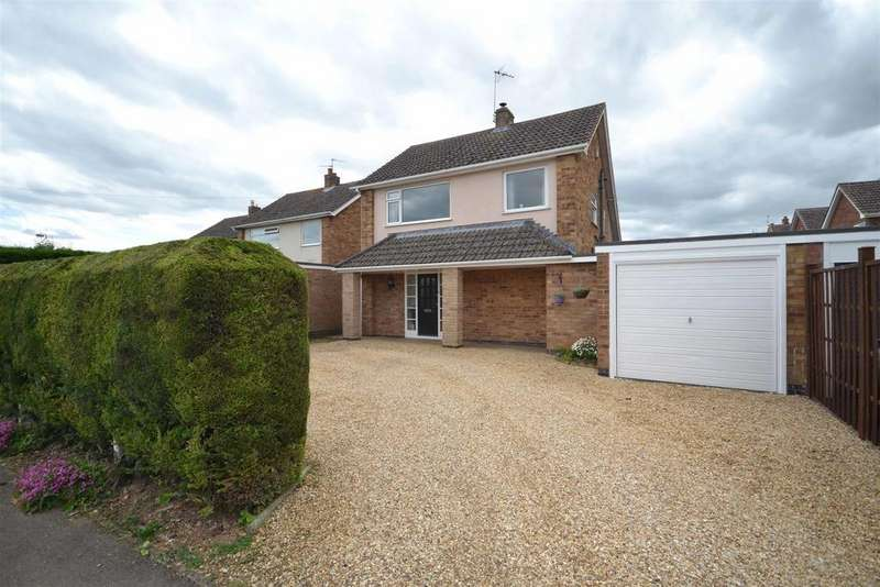 3 Bedrooms Detached House for sale in Caledonian Road, Stamford