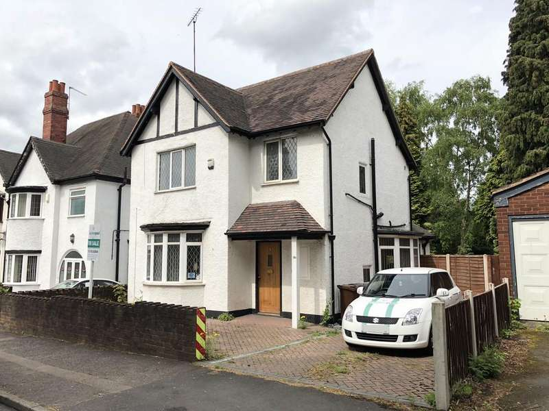 3 Bedrooms Detached House for sale in Park Avenue, West Park, Wolverhampton