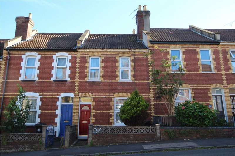 2 Bedrooms Terraced House for sale in Springfield Avenue, Ashley Down, Bristol, BS7