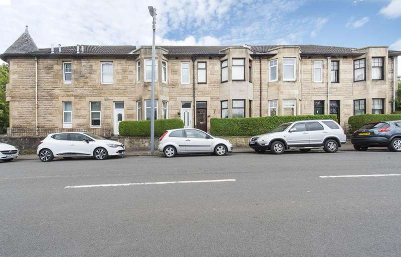 3 Bedrooms Villa House for sale in 3 Crosshill Drive, Burnside, Glasgow, G73 3QU