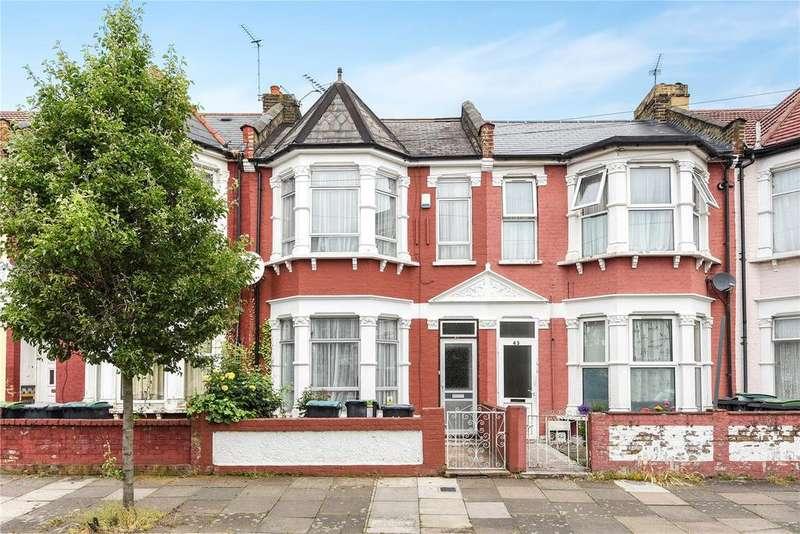 3 Bedrooms Terraced House for sale in Willingdon Road, Wood Green, London, N22