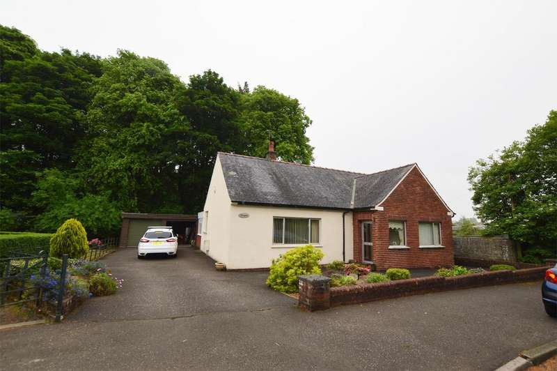 4 Bedrooms Detached House for sale in Maygate 1 The Crescent, Stewarton, KILMARNOCK, KA3 5AY