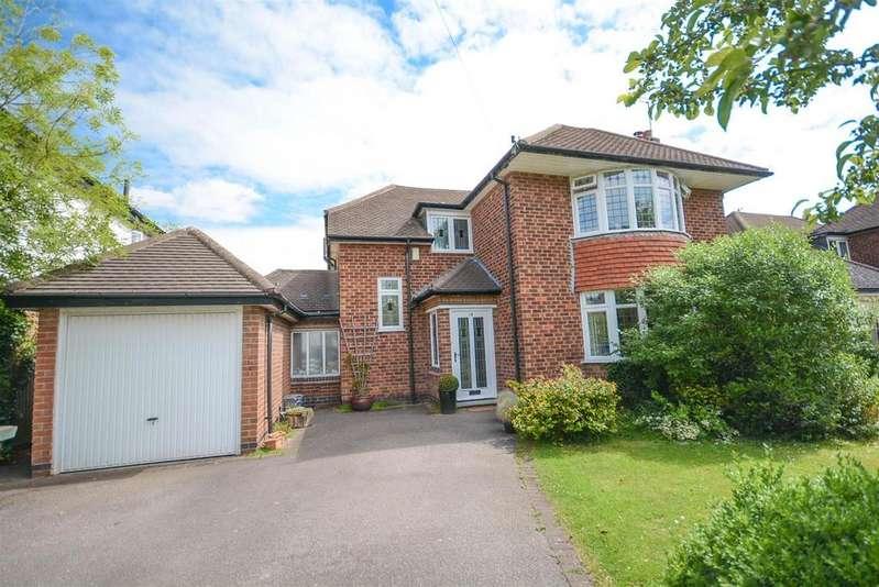 4 Bedrooms Detached House for sale in Edwald Road, Edwalton, Nottingham