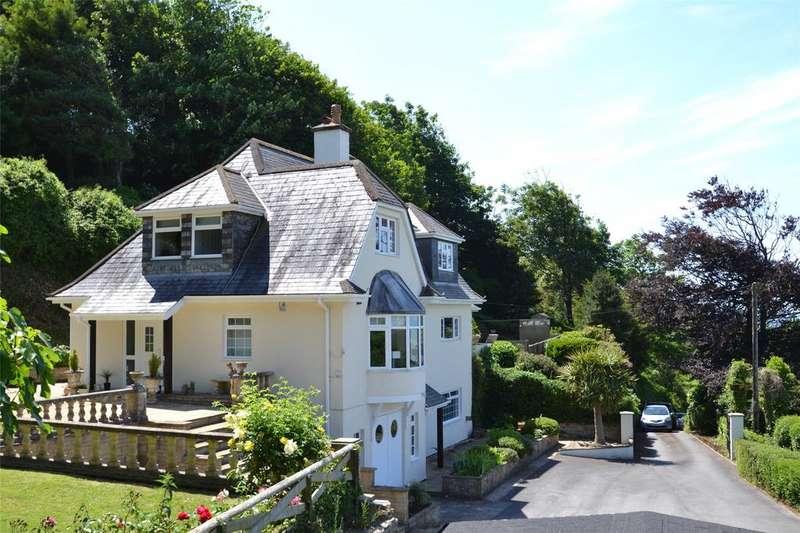 4 Bedrooms Detached House for sale in Atlantic Way, Westward Ho!