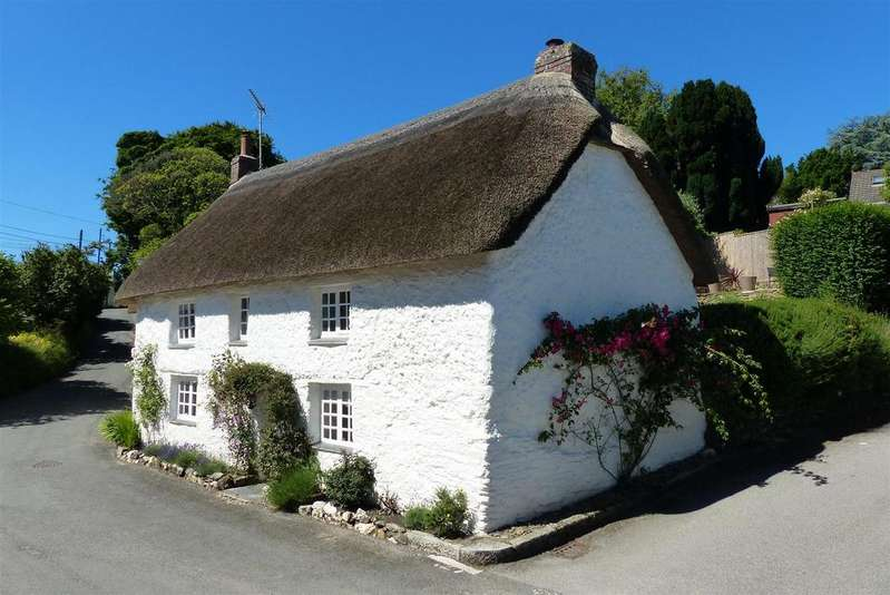 4 Bedrooms Cottage House for sale in Feock, Truro