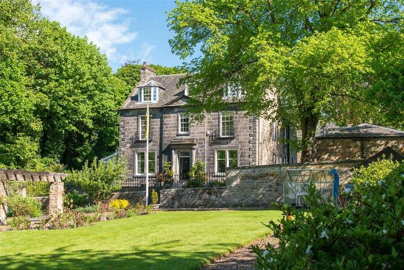 5 Bedrooms Detached House for sale in Old Kirk House and Cottage, Moodie Street, Dunfermline, Fife