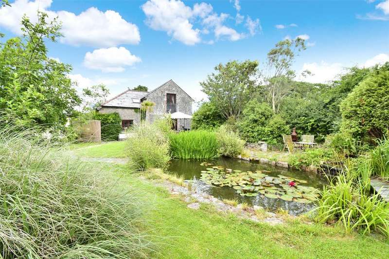 3 Bedrooms Detached House for sale in Tregonetha, St. Columb