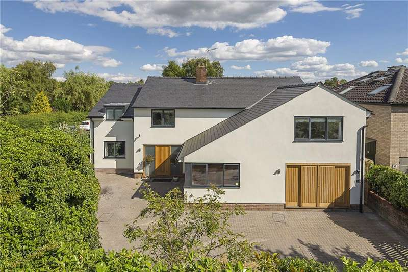 5 Bedrooms Detached House for sale in Nightingale Avenue, Cambridge, CB1