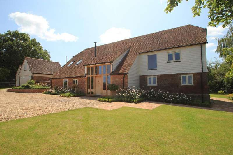 6 Bedrooms Detached House for sale in Golford Road, Benenden, Kent, TN17 4AJ