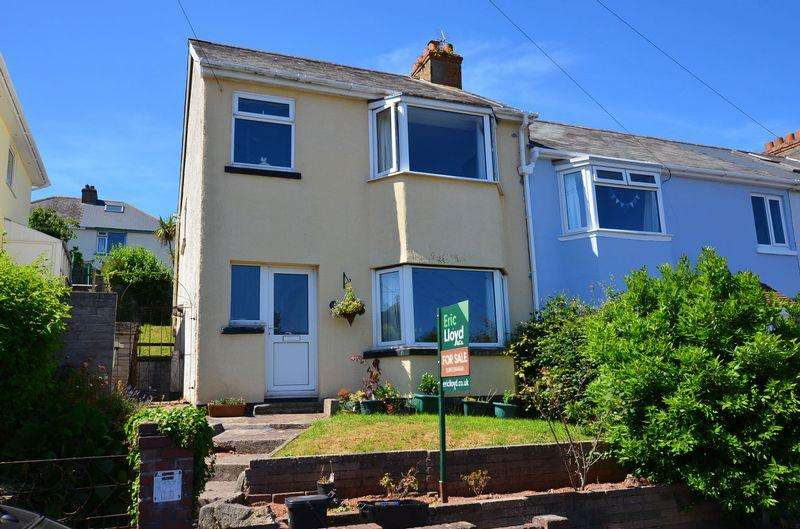 3 Bedrooms Semi Detached House for sale in ELSDALE ROAD PAIGNTON