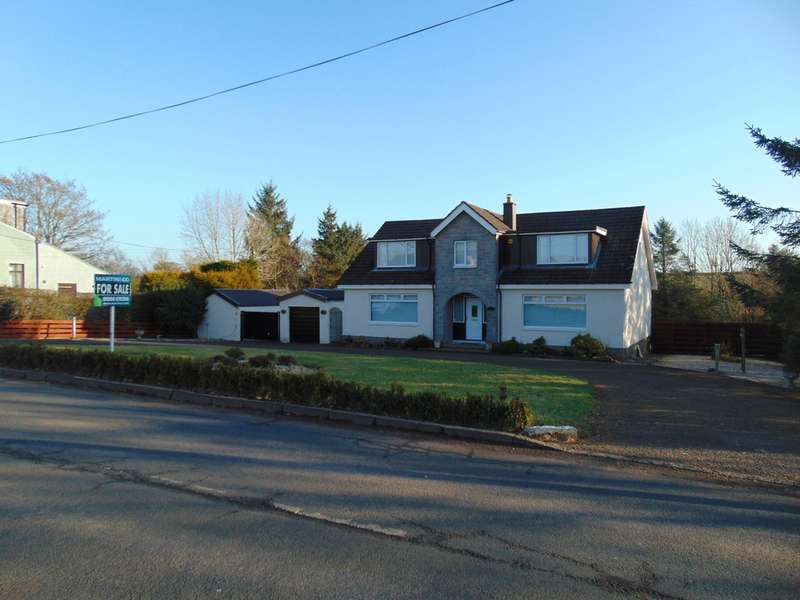 5 Bedrooms Detached House for sale in Tarskavaig, Brownrigg Road, Slamannan FK1