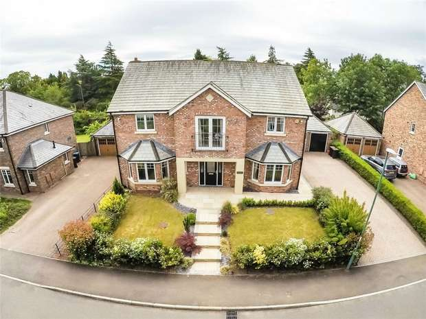 5 Bedrooms Detached House for sale in Westhouse Avenue, Potters Bank, Durham City