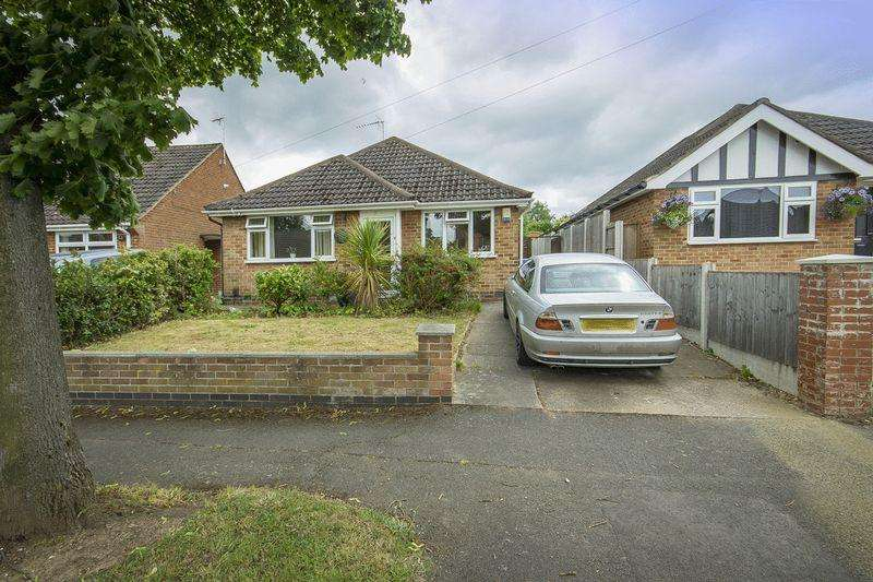 3 Bedrooms Detached Bungalow for sale in WILLSON AVENUE, LITTLEOVER.