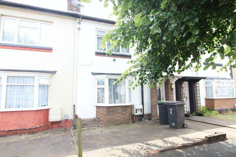3 Bedrooms Terraced House for sale in ***CHAIN FREE property on Summerfield Road, Luton***