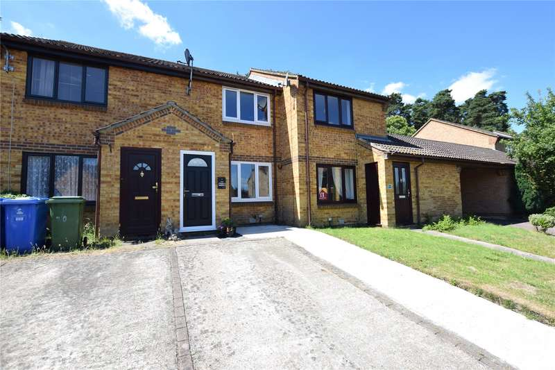 2 Bedrooms Terraced House for sale in Westcombe Close, Bracknell, Berkshire, RG12