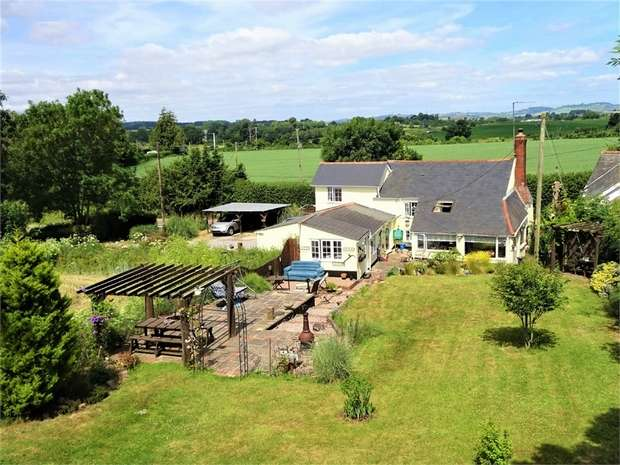 4 Bedrooms Cottage House for sale in Broadclyst, EXETER, Devon