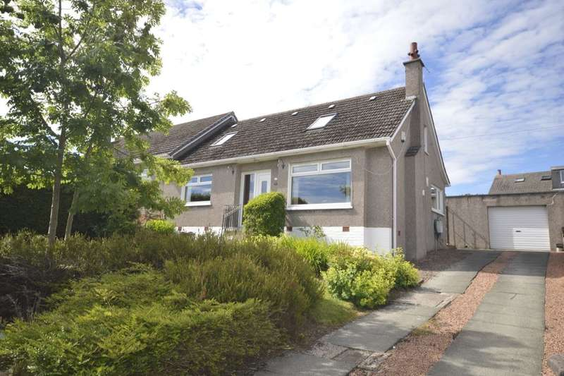 3 Bedrooms Semi Detached House for sale in Ben Nevis Place, Kirkcaldy, KY2