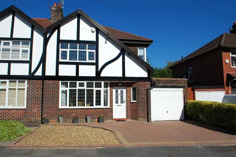 3 Bedrooms Semi Detached House for sale in Pennine Grove, Ashton-Under-Lyne, OL6