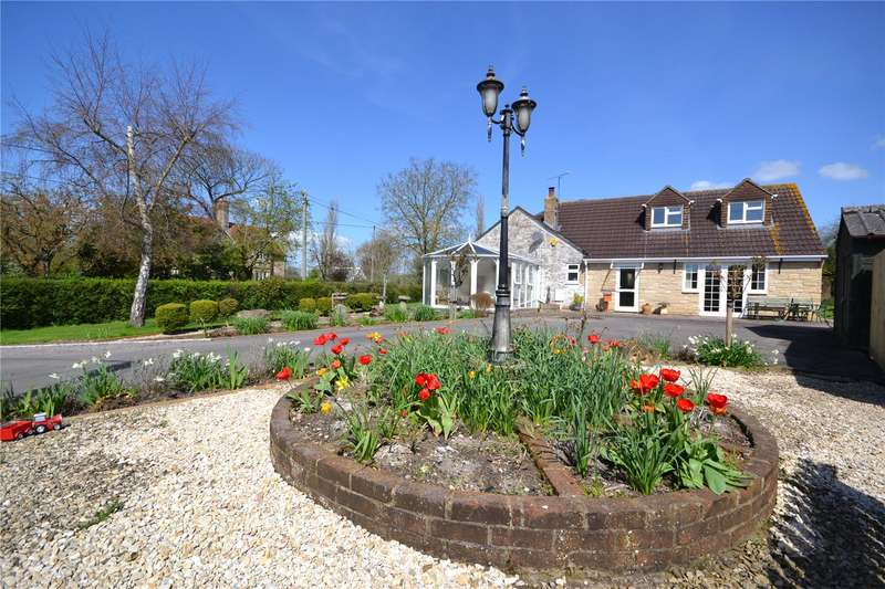 4 Bedrooms Detached House for sale in West Orchard, Shaftesbury, Dorset, SP7