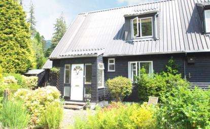 3 Bedrooms Semi Detached House for sale in Swedish Houses, Strachur