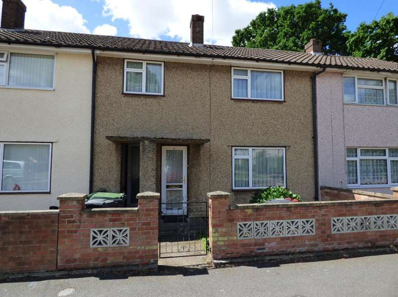 3 Bedrooms Terraced House for sale in Windmill Close, Bedford, MK41 0HB