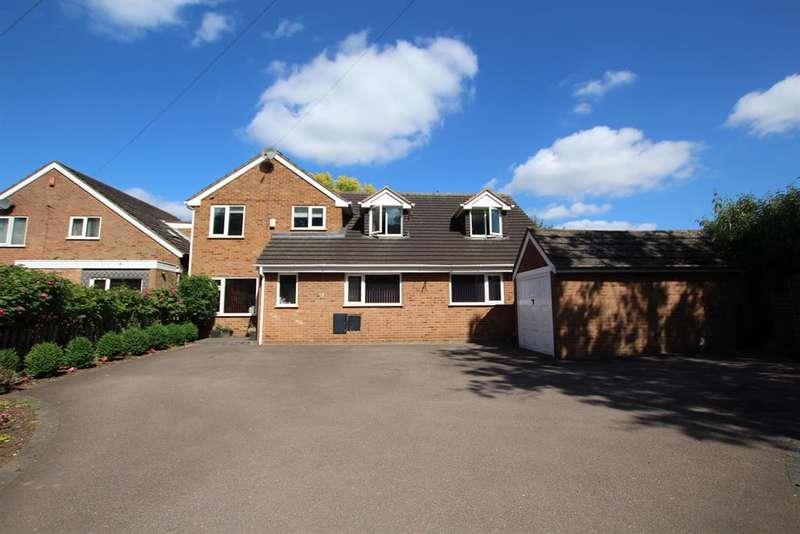 6 Bedrooms Detached House for sale in Birmingham Road, Water Orton, Birmingham, B46 1TH