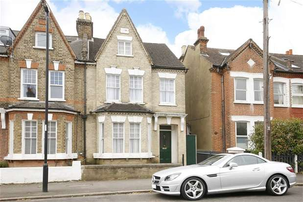 5 Bedrooms Semi Detached House for sale in Tritton Road, Dulwich