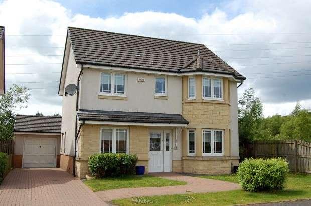 4 Bedrooms Detached House for sale in Parkmanor Avenue, Parkhouse, G53