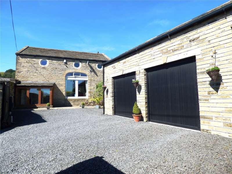 4 Bedrooms Detached House for sale in Arrunden Lane, Holmfirth, West Yorkshire, HD9