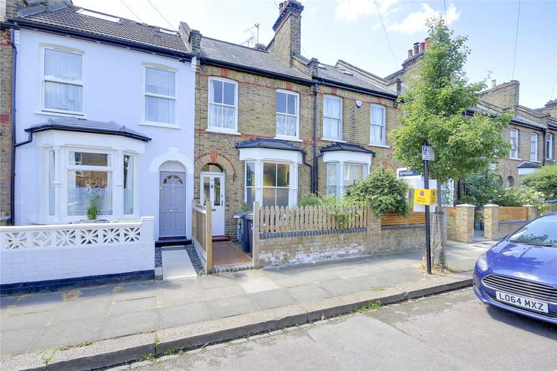 2 Bedrooms Terraced House for sale in Richmond Road Bounds Green London