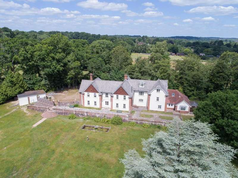 12 Bedrooms Detached House for sale in Honey Lane, Burley, Ringwood, BH24