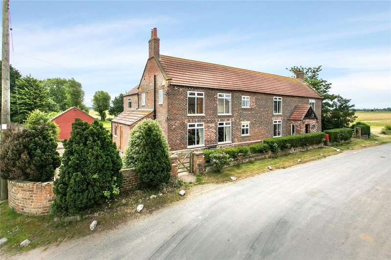 5 Bedrooms Detached House for sale in Wistow Lordship, Selby, North Yorkshire, YO8