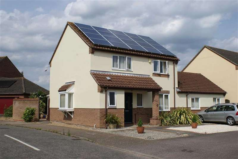 4 Bedrooms Detached House for sale in Millfield, Eye, Suffolk