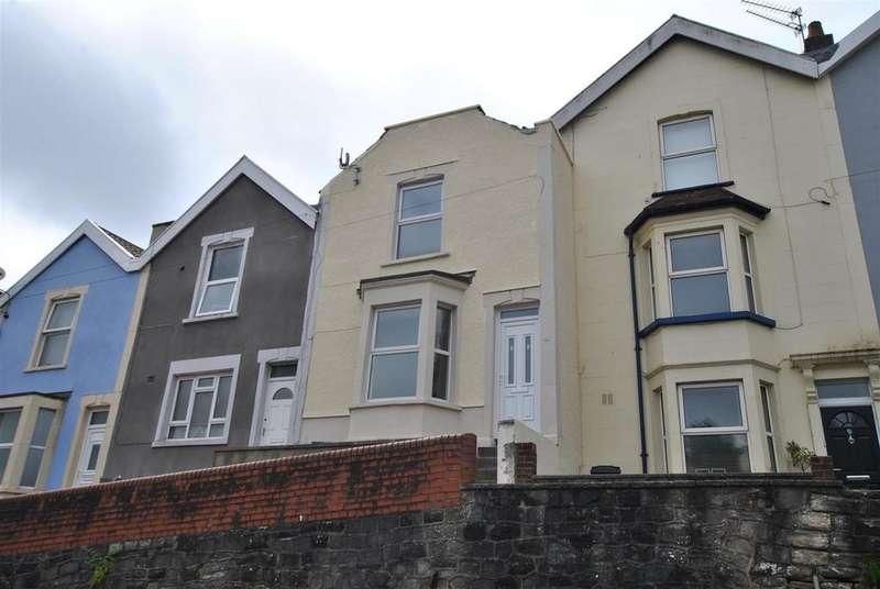 2 Bedrooms Terraced House for sale in Hillside Street, Bristol