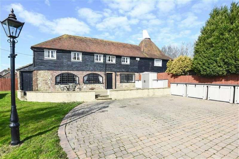 4 Bedrooms Semi Detached House for sale in Main Road, Icklesham, East Sussex