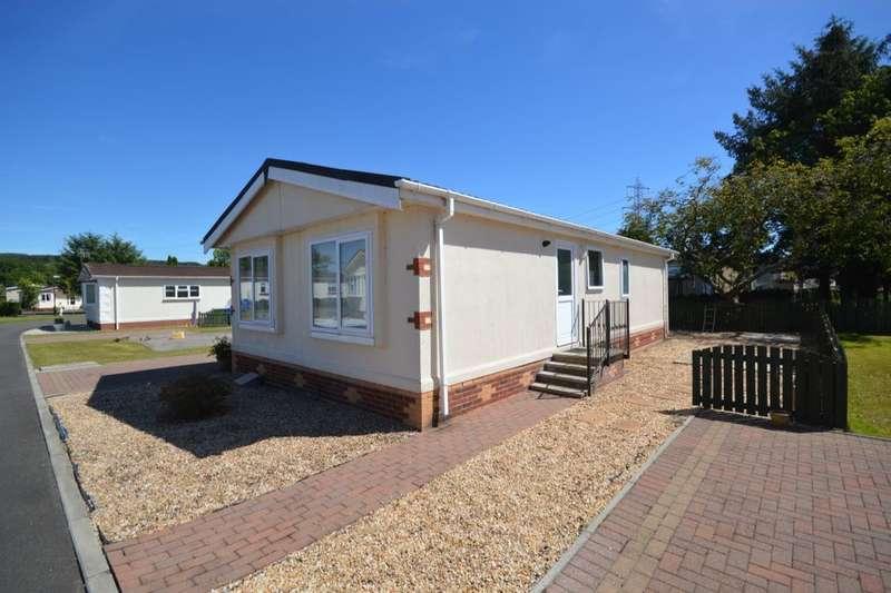 2 Bedrooms Detached Bungalow for sale in Beechtree Park, Denny, FK6