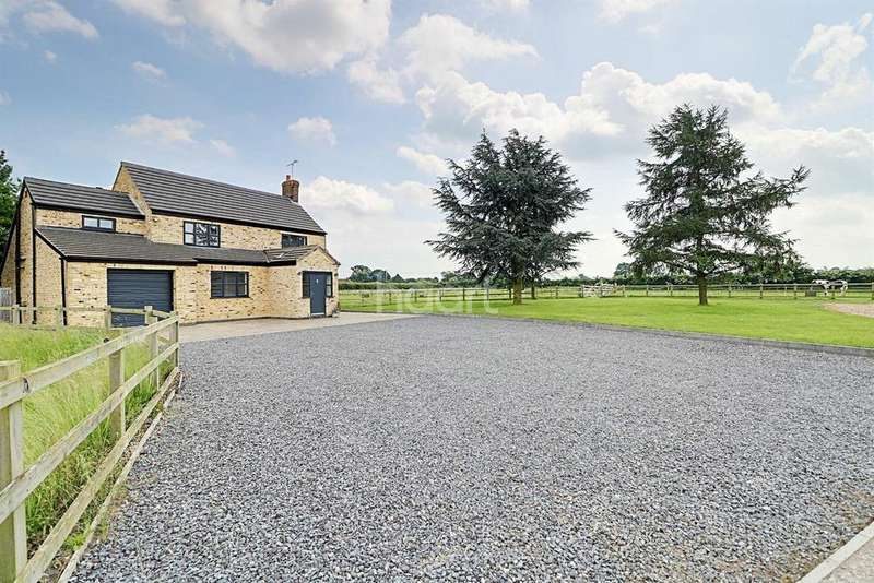 4 Bedrooms Detached House for sale in Manor Lane, Broadholme