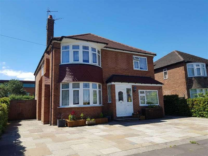 6 Bedrooms Detached House for sale in Patch Croft Road, Peel Hall