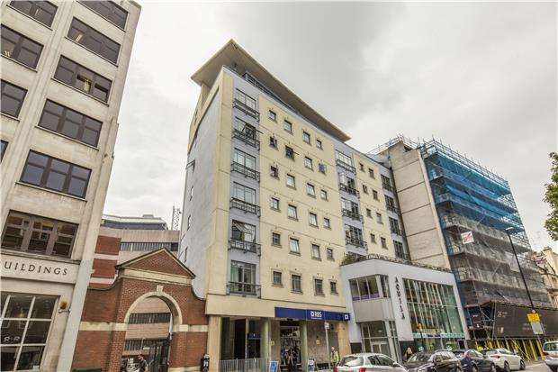 2 Bedrooms Flat for sale in Apollo Apartments, 30-38 Baldwin Street, BRISTOL, BS1 1NR